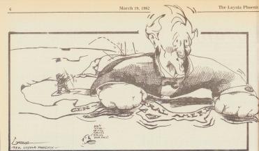 Castro the Archer political cartoon
